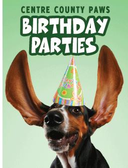 PAWS Birthdays